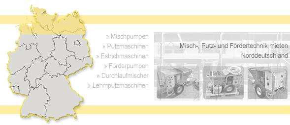 putz misch und foerdertechnik mieten norddeutschland. Black Bedroom Furniture Sets. Home Design Ideas